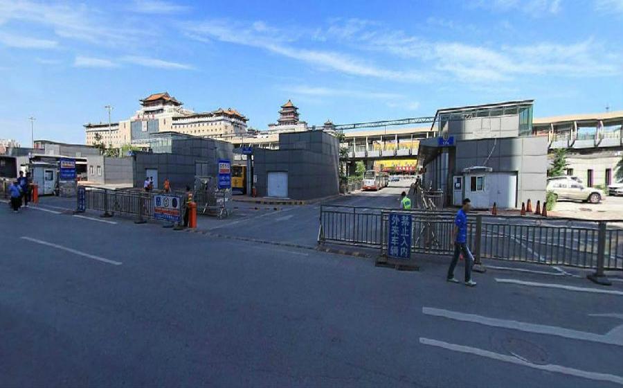 西客站南广场公交枢纽站工程