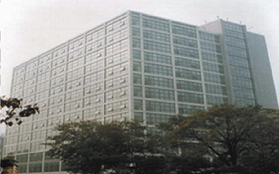 国家计算机网络与信息安全管理中心综合楼